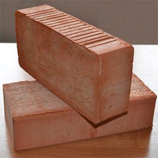 Кирпич фундаментный цокольный полнотелый пос.Волоконовка М150
