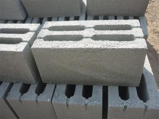 СКЦ блок шлакоблок М 50 390*190*190