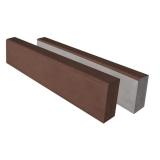 Поребрик коричневый бетонный ARTSTEIN 1000х200х80