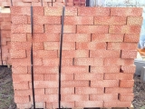 Кирпич фундаментный цокольный полнотелый Шахты-Державина М125