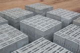 СКЦ блок Керамзитоблок смесь со шлаком 60/40 М50 390*190*190