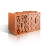 Керамический блок поризованный ЛСР 10,7НФ теплый 380*250*2,19 мм