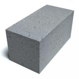 СКЦ блок полнотелый фундаментный М100 390*190*190